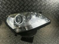 Mercedes Xenon Faro Classe ML W164 Destro Lato Destro Originale OEM 1648260291