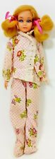 Vintage 1970's Mattel Dramatic New Living Skipper Doll Original Outfit USED
