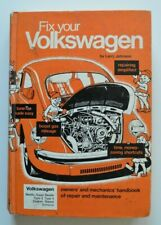 FIX Your VOLKSWAGEN - Larry Johnson - Neetle Type 3 4 Dasher Rabbit Scirocco