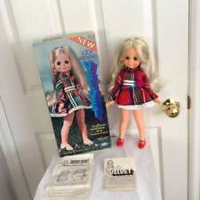 "Ideal ~ Vintage Look Around Velvet 1972 Doll 16"" XUC"