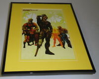 Black Panther #29 Marvel Zombies Framed 11x14 Poster Display