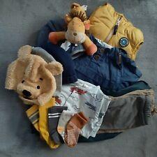 Bekleidungspaket Baby Junge Gr. 74 Hosen Jacken 16-teilig u. a. H&M