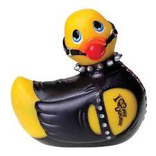 Pato VIBRADOR Bondage de viaje Amarillo Negro-big Teaze Toys ¡express
