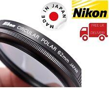 Nikon 62mm Circular Polarizer Glass Filter (UK)