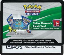 EMAIL ONLINE CODE - Pikachu - SM98  - Pokemon TCG Sidekick Collection CODE ONLY