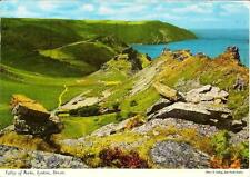 John Hinde Ltd Collectable Devon Postcards