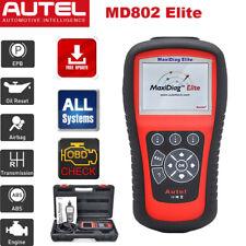 AUTEL MD802 OBD2 Auto Diagnostic Scanner Diagnostique Voiture Tout le Système
