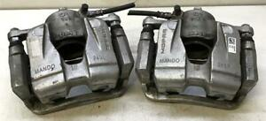 Used 2015-2018 Jeep Renegade Fiat 500X Front Driver & Passenger Side Calipers