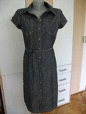 Kleid Jeanskleid Hemdkleid MEXX Gr. 36 / S wie NEU