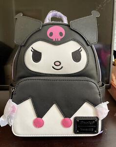 Sanrio Hello Kitty Kuromi Loungefly Backpack RARE HTF Brand New with Tags!