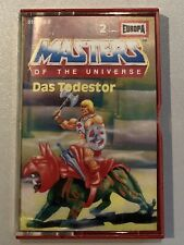 ✅ MASTER OF THE UNIVERSE - FOLGE 2 - MC - HE MAN - DAS TODESTOR