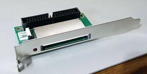 Amiga 4000 Compact Flash to IDE Adaptor 40pin - Commodore A4000, 3000, 2000 etc