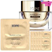 Amore Pacific IOPE Super Vital Cream Rich Lift and Firm Skin Moisturizer Cream
