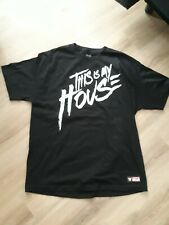 """WWE PAIGE """"This is my House""""  T-SHIRT (Men) XL"""