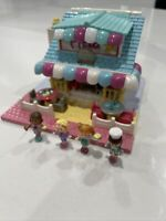 POLLY POCKET 1993 Pizzeria Pizza *COMPLETE*