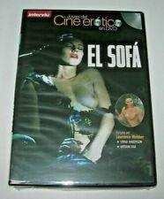 El sofá - Joyas del cine erótico - Interviú DVD precintado