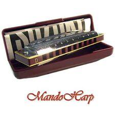 Suzuki Harmonica - 1072 Folkmaster (SELECT KEY) NEW