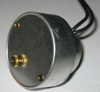 120 VAC Timer Motor - 1 RPM - 60 Hz - Bristol Motors - 4 Watt - CCW - 18T Gear