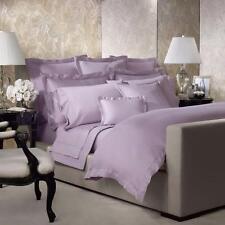 Ralph Lauren 624 Sateen Violet 5PC Queen  Duvet Cover Set New