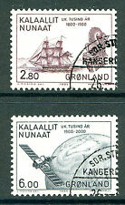 Cultures, Ethnicities Used Greenlandic Stamps