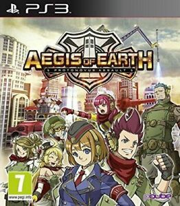 Aegis of Earth: Protonovus Assault PS3 - New and Sealed
