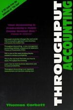Throughput Accounting (Bookbook - Detail Unspecified)