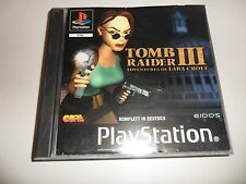 Playstation 1 psx ps1 Tomb Raider 3 (3)