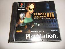 PlayStation 1 PSX ps1 Tomb Raider 3 (3)