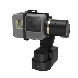 WG2X Gimbal 3-Axis Stabilizer for GoPro Hero 7 6 5 Bike Chest Helmet Mount