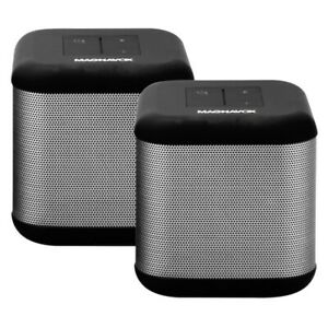 Magnavox MMA3627 Stereo Speakers with Dual Mode Operations, DSP 360 Degree Sound