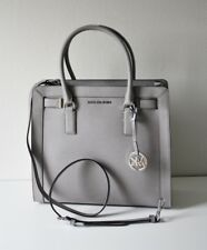 Michael Kors bolso Bag Dillon TZ lg ns satchel saffianoleder Perl Grey