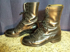 Army  Boots Men's Black    Size 8.5 R   EUC