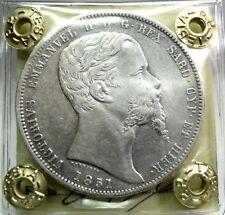 SARDEGNA (Vittorio Emanuele II) da 5 Lire-1851 Genova