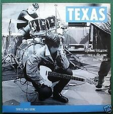 "Texas Thrill Has Gone 12"" Single"