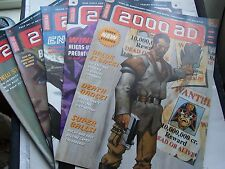 2000AD PROGS FOR SALE 3 FOR £1 - ALL EX CONDITION FROM APPROX 600-1099