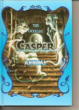 THE OFFICIAL CASPER ANNUAL BOOK MOVIE TIE IN 1995