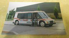 TTC Wheel-Trans (For Wheel Chairs etc) Bus Postcard