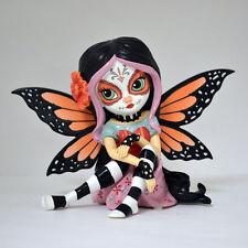 Jasmine Becket-Griffith JBG ELEGANT CAMILA Sugar Skull Fairies Figurine NEW
