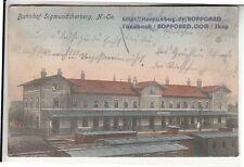 Eisenbahn & Bahnhof Ansichtskarten aus Niederösterreich