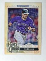 2017 Topps Gypsy Queen #244 Ian Desmond - NM-MT