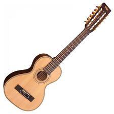 Vintage VTR800PB-12 'Viator' Paul Brett 12-Cuerdas Guitarra Acústica De Viaje Electro