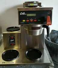 Curtis Alpha 5 DSR 2U/3L Automatic 5 Burner Coffee Brewer w/ faucet, 120V, SS