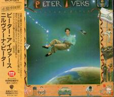 Peter Ivers Nirvana Peter Japan CD Obi 12 Tracks 2001 Soft Rock / Pop WPCR-10974