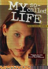 My So-Called Life: Volume One Dvd, 1994, First 7 Episodes, New, Claire Danes