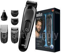 Braun Multi Grooming Kit MGK3020 6-in-1 Face/Beard/Hair Trimmer