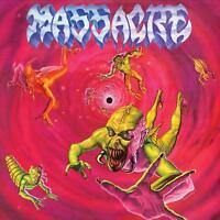 MASSACRE - FROM BEYOND (DIGIPAK FDR REMASTER)   CD NEW+