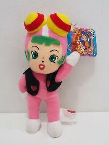 Time Bokan Yatterman Junko Banpresto 1993 Plush TAG Toy Doll japan