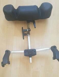 Universal Wheelchair Adjustable Headrest for Manual or Electric Wheelchair