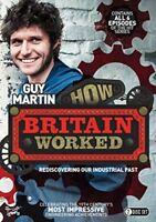 Guy Martin - How Britain Worked [DVD][Region 2]