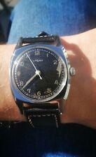 Lemania Pilot Watch! Majetek!